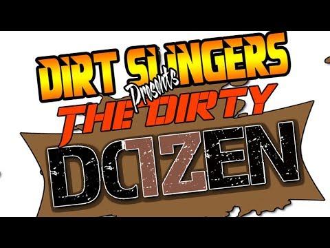 DSRL: Dirty Dozen Series | 410 Winged Sprints | Eldora Speedway