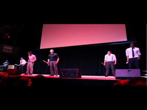 Temple University Spring Fling Step Show 2014 - Kappa Alpha Psi, Lambda Chapter