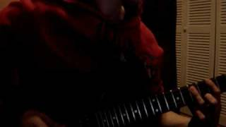Tenacious D - Beelzeboss (Guitar cover)