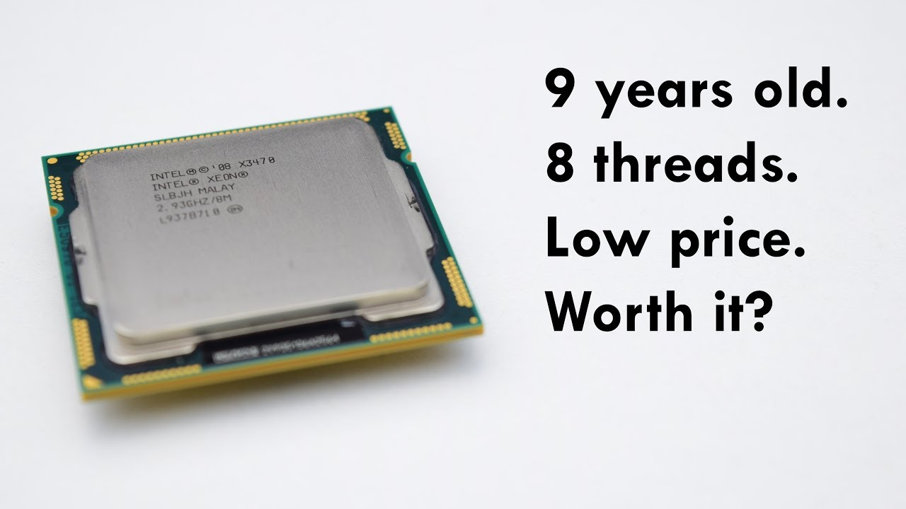 The i7-870 Xeon X3470 Lynnfield for Socket 1156
