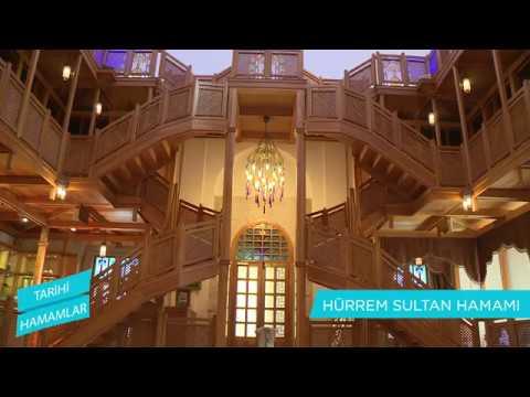 Tarihi Hamamlar | Hürrem Sultan Hamamı
