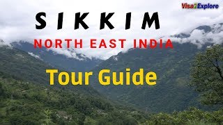 Sikkim Tourism video , India | Travelling through North East India