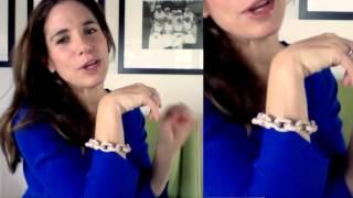 Suze Yalof Schwartz for OpenSky: T+J Luxe Pave Link Bracelet