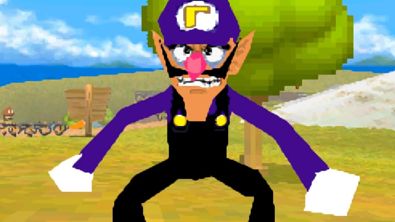 Mario 64 Ds Comment Avoir Luigi