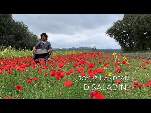 Soyuz Handpan D Saladin