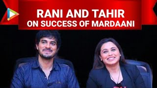 Tahir Raj Bhasin Exclusive On Success Of Mardaani