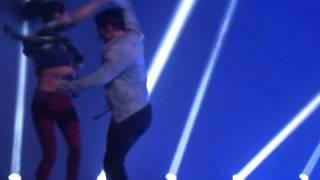Савченко и Крюкова - романтический танец ( ТАНЦЫ, Milo Concert Hall )