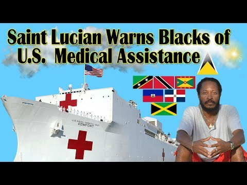 Saint Lucian Weary of US Medical Assistance | Jamaica