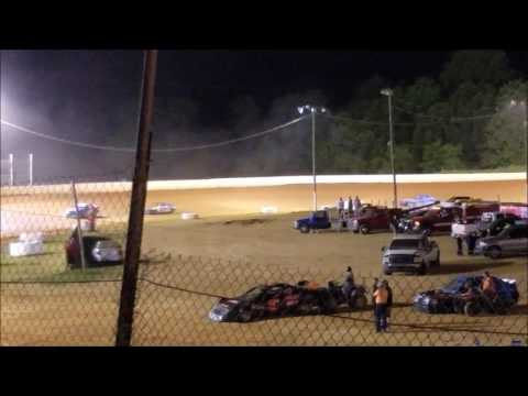 6-2-2017 Ponderosa Speedway 4 Bangin Feature