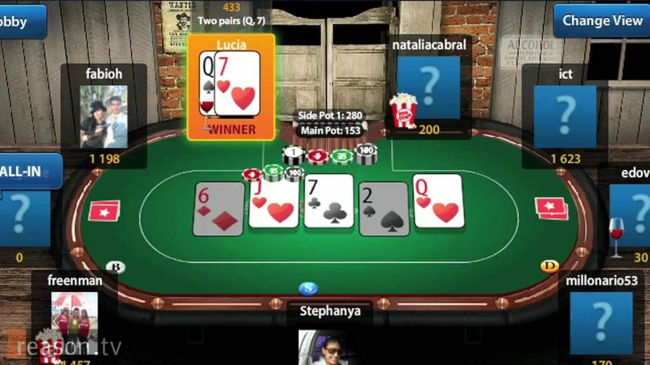 The Politics of Poker: Why It's Time To Legalize Online Gaming - YouTube