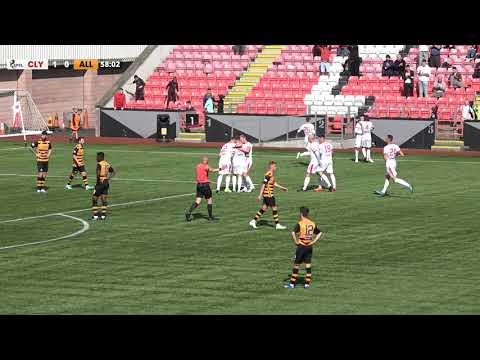 Clyde Alloa Goals And Highlights