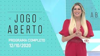 JOGO ABERTO - 12/10/2020 - PROGRAMA COMPLETO