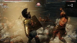 RYSE Survival DLC & Tier 6 Armor 1080p