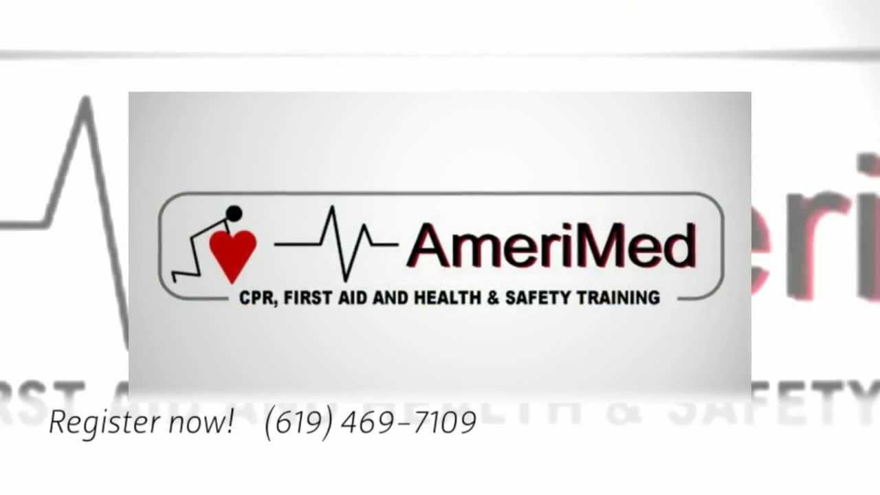 Amerimed cpr training cpr certification in la mesa ca youtube amerimed cpr training cpr certification in la mesa ca 1betcityfo Images
