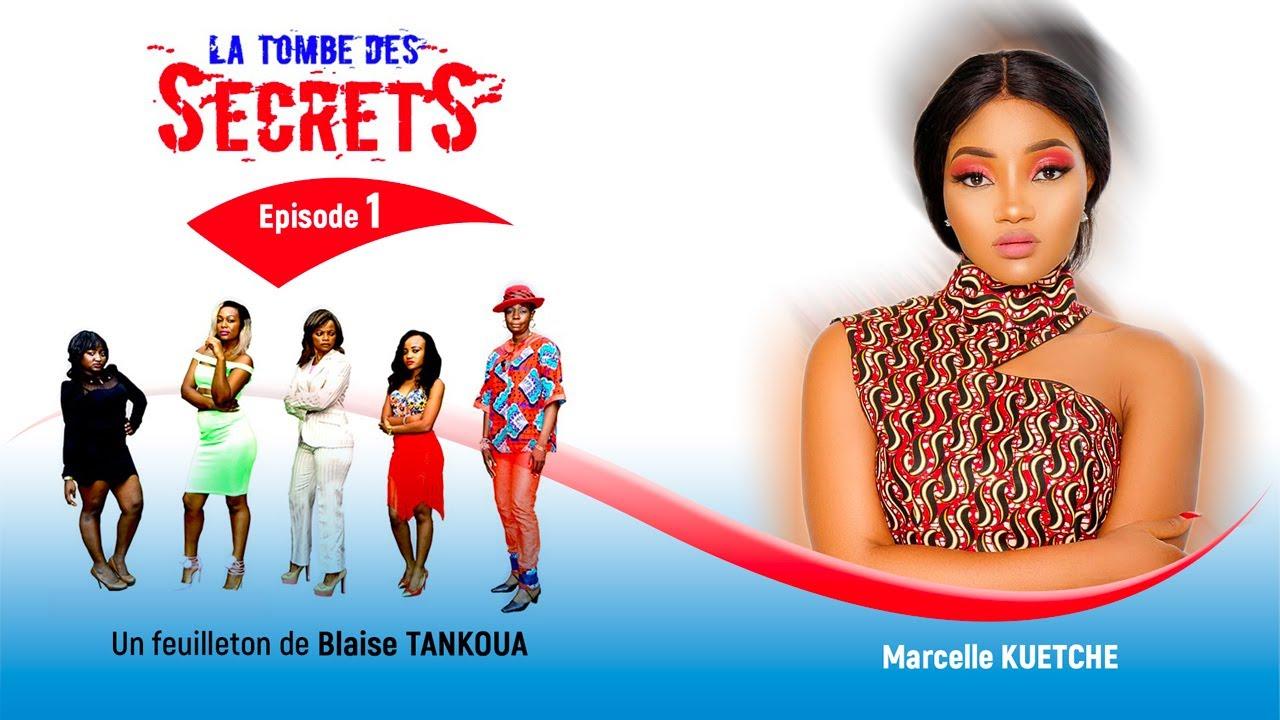 La tombe des secrets(avec Murielle Blanche et Poupi): - Série Africaine - EP 1