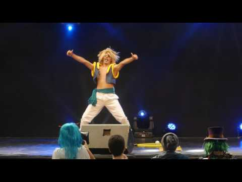 related image - Festival Mangalaxy 2016 - Concours Cosplay Samedi - 09 - Dragon Ball Z