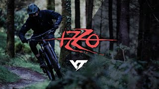 Ripping through the woods on #YTIZZO - Its Natural Habitat.