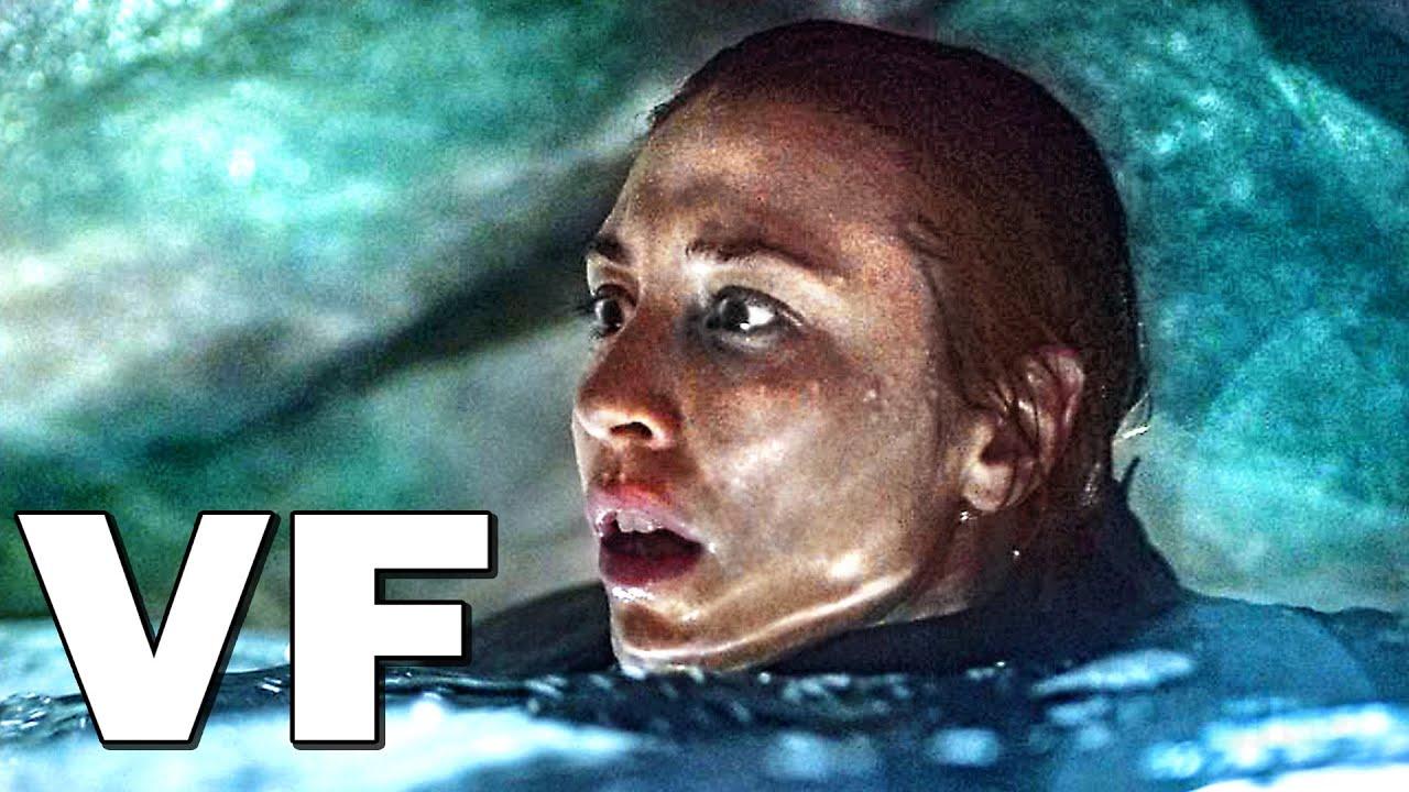 Film BREAKING SURFACE Bande Annonce VF (Piégées sous la Glace, 2020) Thriller
