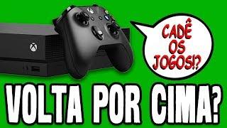 Xbox One vai dar A Volta Por Cima em 2019?