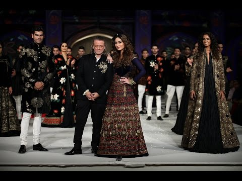 Rohit Bal's Latest Collection At Lakme Fashion Week Summer Resort 2016