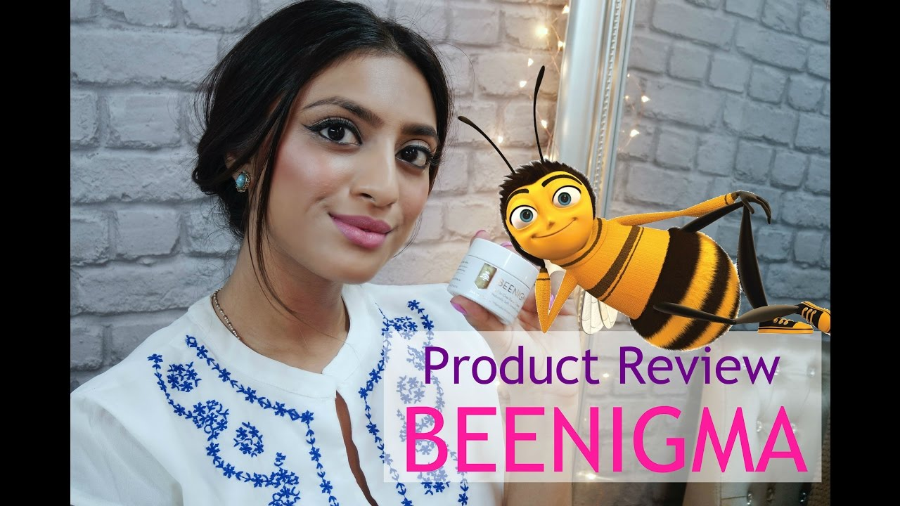 BEENIGMA Product Review - Bee Venom on My Face? Botox in a jar Alternative