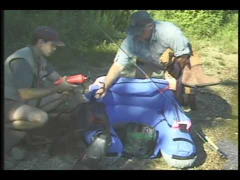 S2Ep8 (Classic) - Offshore Derby and Float Tube Fly Fishing (2004)