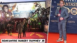 RENCONTRE AVEC ROBERT DOWNEY JR / IRON MAN - KINEPOLIS LOMME  (OU PAS)