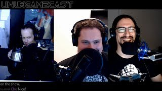 LinuxGameCast Weekly 348: Linux Comes To Linux