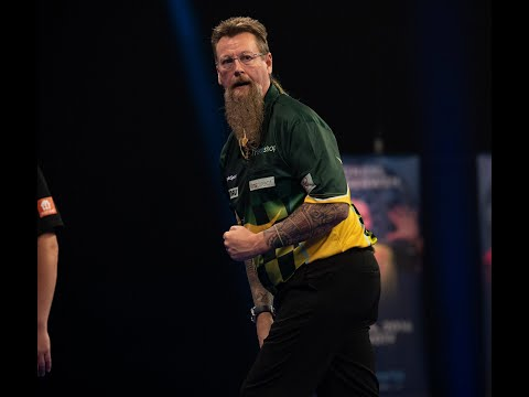"Simon Whitlock on late call-up to the World Grand Prix: ""I took the opportunity and ran with it"""