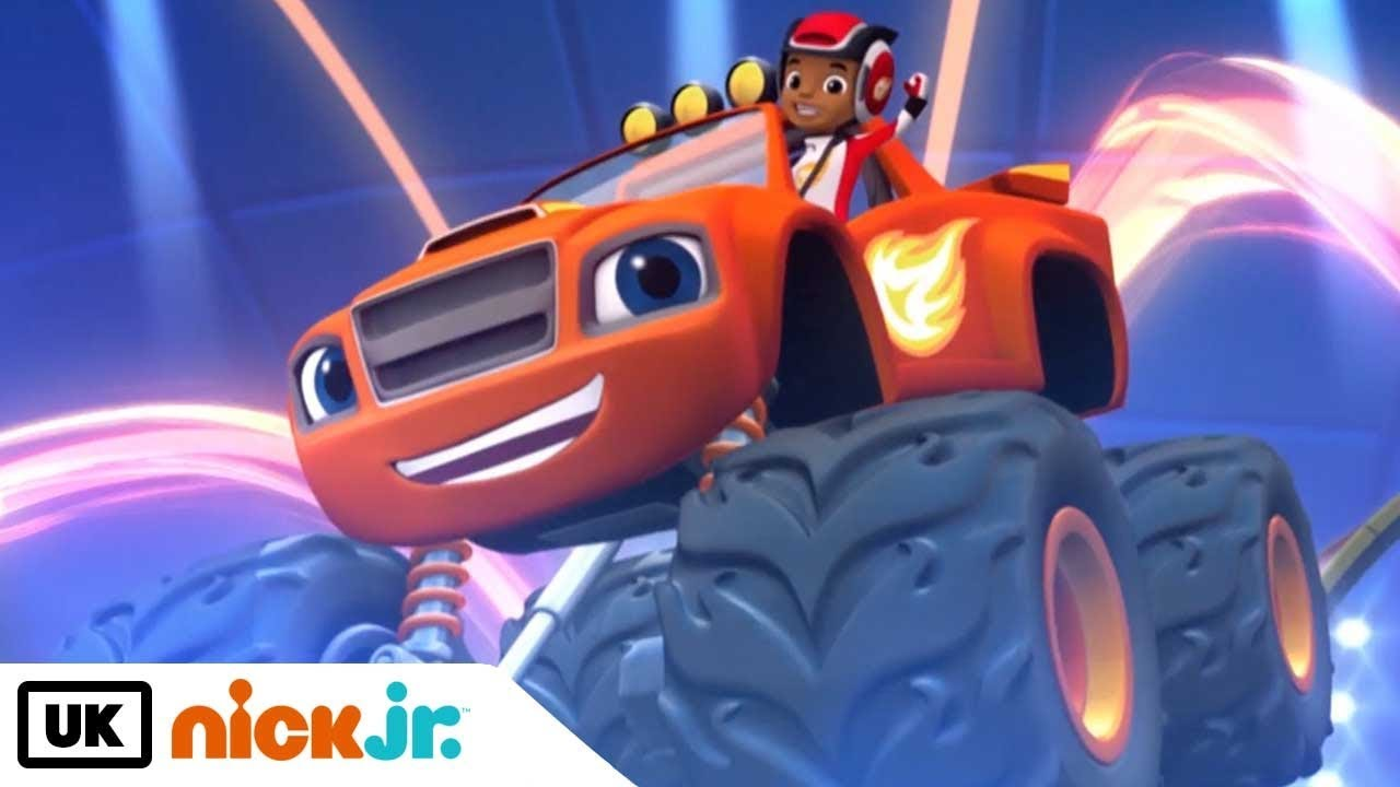 Blaze and the Monster Machines | Sing Along: Theme Tune | Nick Jr ...