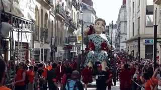 La Saga dei Giganti - Royal De Luxe - Limerick City of Culture 2014