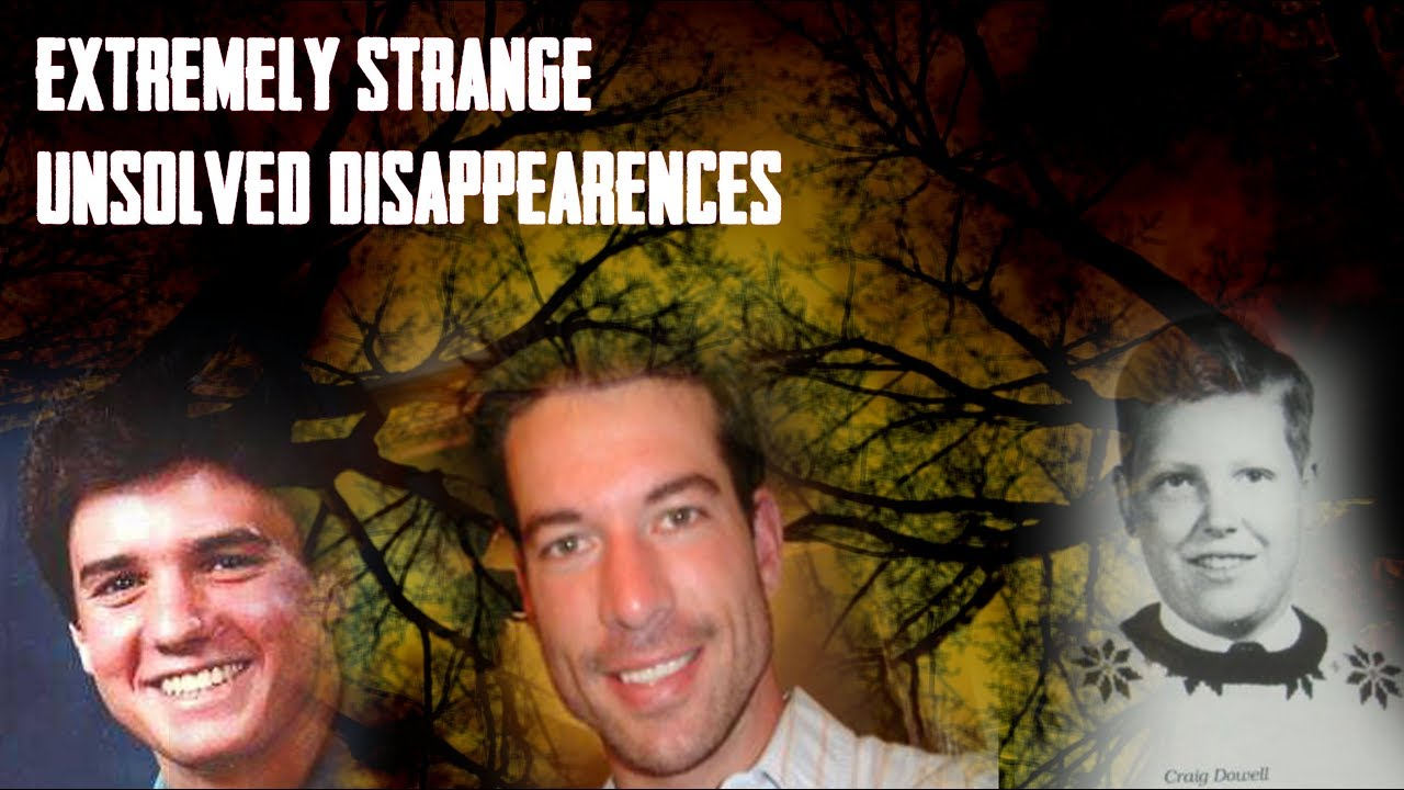 These Strange Unsolved Missing Person's Cases Will Creep You Out!