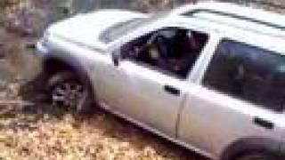 Land Rover Freelander VS  Etna !!!!!!