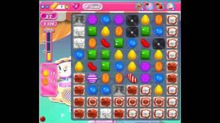 Candy Crush Saga Level 1206 no Booster