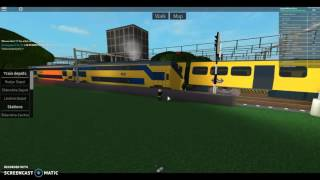 TOOT TOOT TRAIN SIMULATOR|Roblox:Terminal Railways