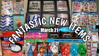 Come With Me To 🌼 *7* 🌼 Dollar Trees/AMAZING NEW ITEMS/WOW!!!!
