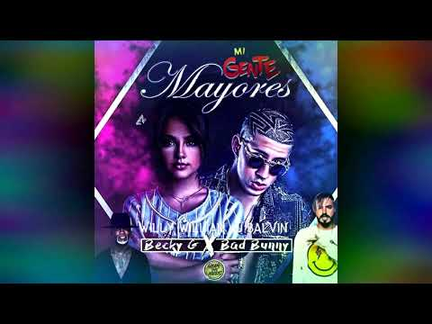 Mi Gente VS Mayores Becky G Ft  Bad Bunny & J Balvin Ft Willy William Mp4