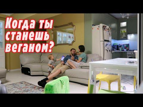 VLOG:  Бефстроганов / Скандал из-за еды