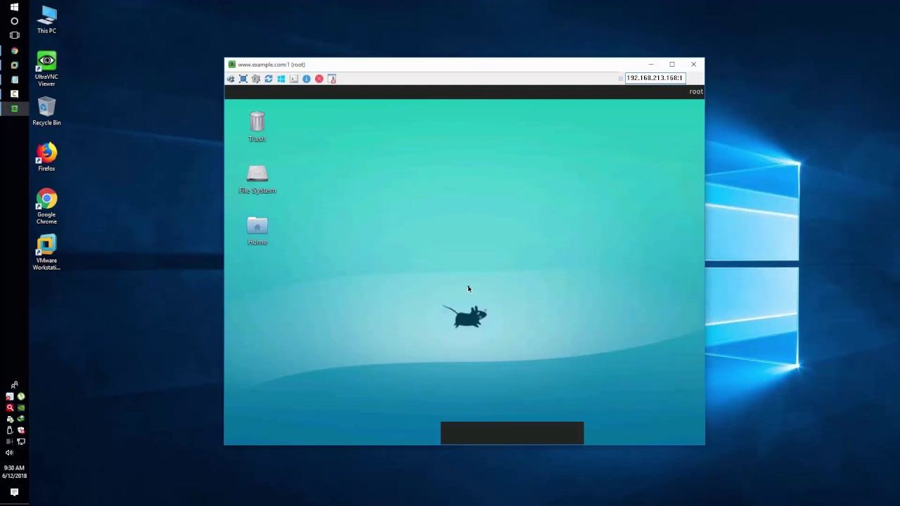How To install Setup VNC Server On Ubuntu 18 04 LTS Bionic Beaver