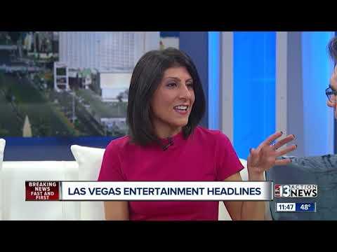 Las Vegas Entertainment Headlines on January 23