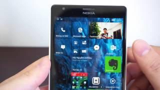 tinhtevn - chay nhanh mot so settings trong windows 10 mobile build 10572