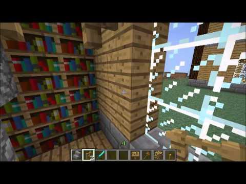 Comment faire un grand et beau Manoir dans Minecraft