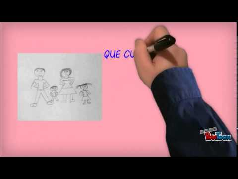 tutorial dibujo de la familia  YouTube