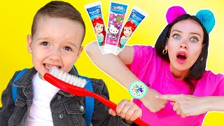 Put On Your Shoes Let's Go Song | Maxwell Clothing Sing Along Nursery Rhymes Kids Song