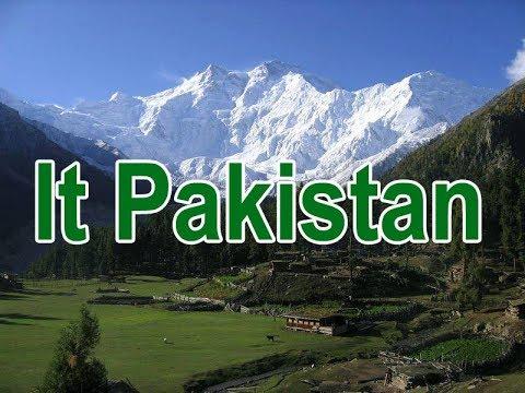 Rocky Mountain Top Pakistan Nature HD