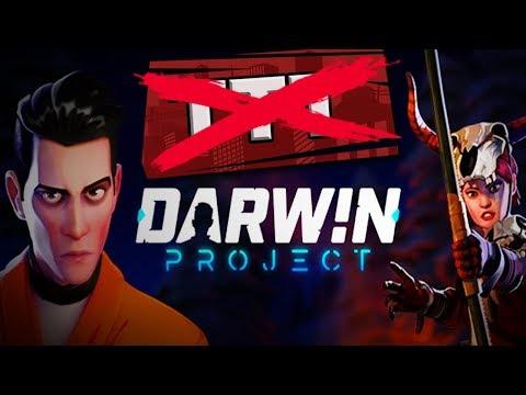 Nicht TTT mit SPIN | Darwin Project | Johnny als Gamemaster | Hunger Games Stil