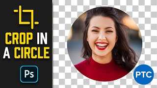 How To Crop Iฑ a Circle In Photoshop (Fast & Easy!)