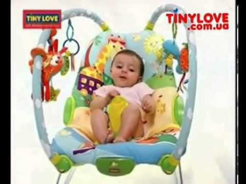 Шезлонг Tiny Love Баунсер