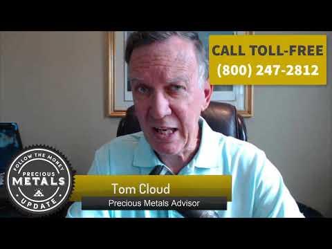 Precious Metals Market Update - Tom Cloud (10/10/18)