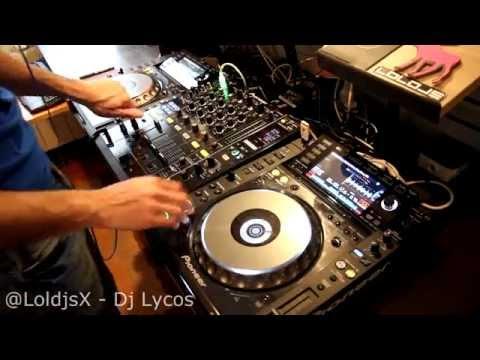 Sesión 'Bumping en Zapatillas de Casa' Vol.2 - Dj Lycos @ LoldjsX - Pioneer CDJ-2000NXS + DJM-900NXS